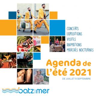 Agenda de l'été 2021