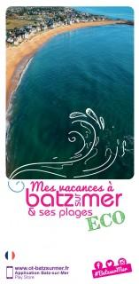 Mes éco-vacances à Batz-sur-Mer et ses plages