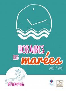 Horaires des Marées Batz-sur-Mer