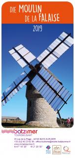 Die Moulin de la Falaise - Le moulin de la Falaise
