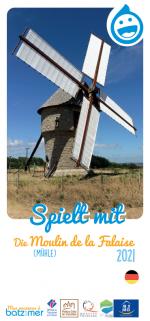 Spiel mit der Moulin de la Falaise