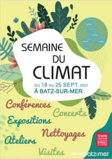 Programme de la semaine du Climat