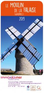 WINDMILL- Le Moulin de la Falaise