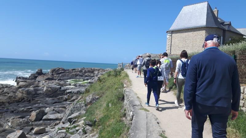 Découvrir Batz-sur-Mer à pied ou à vélo