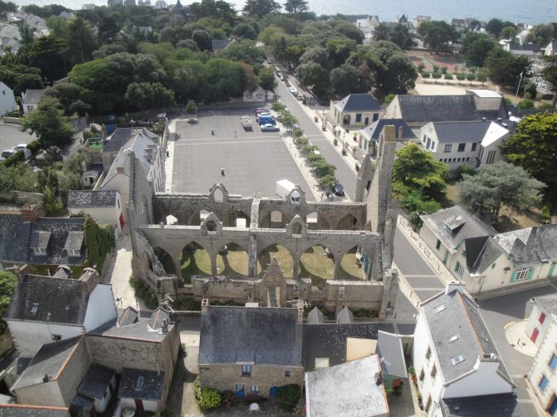 Where to park in Batz-sur-Mer