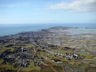 Kommen nach Batz-sur-Mer