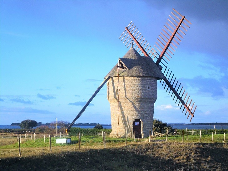Die Moulin de la Falaise