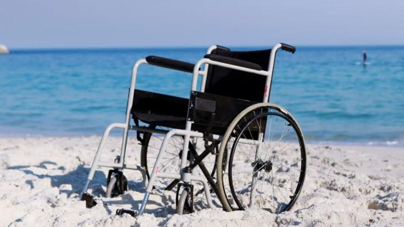 Les plages accessibles