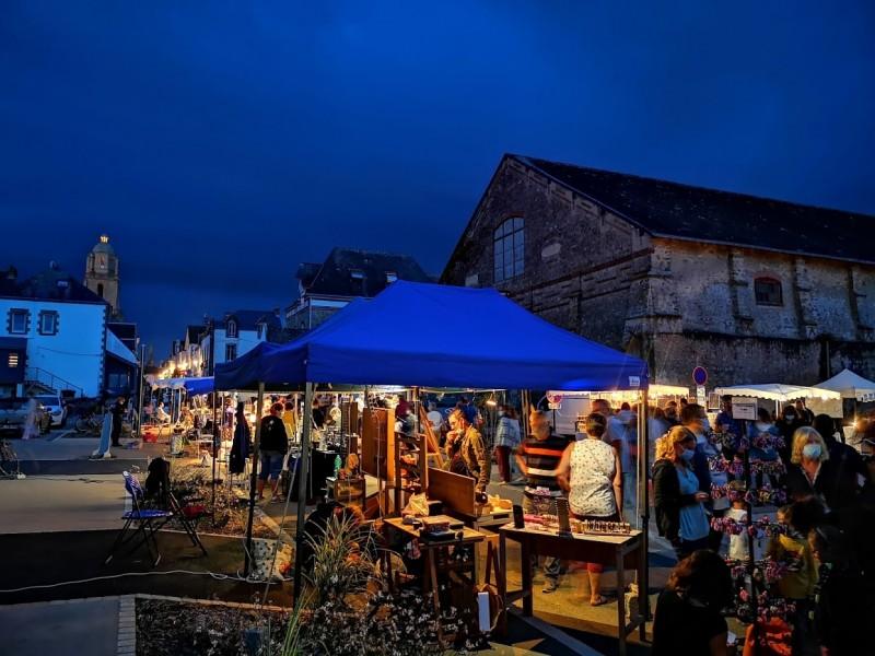 Exposer aux marchés nocturnes