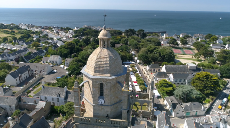 Video of Batz-sur-Mer