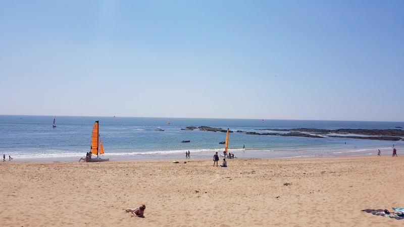 Sicheres Schwimmen und Zugang zu Wasserqualität
