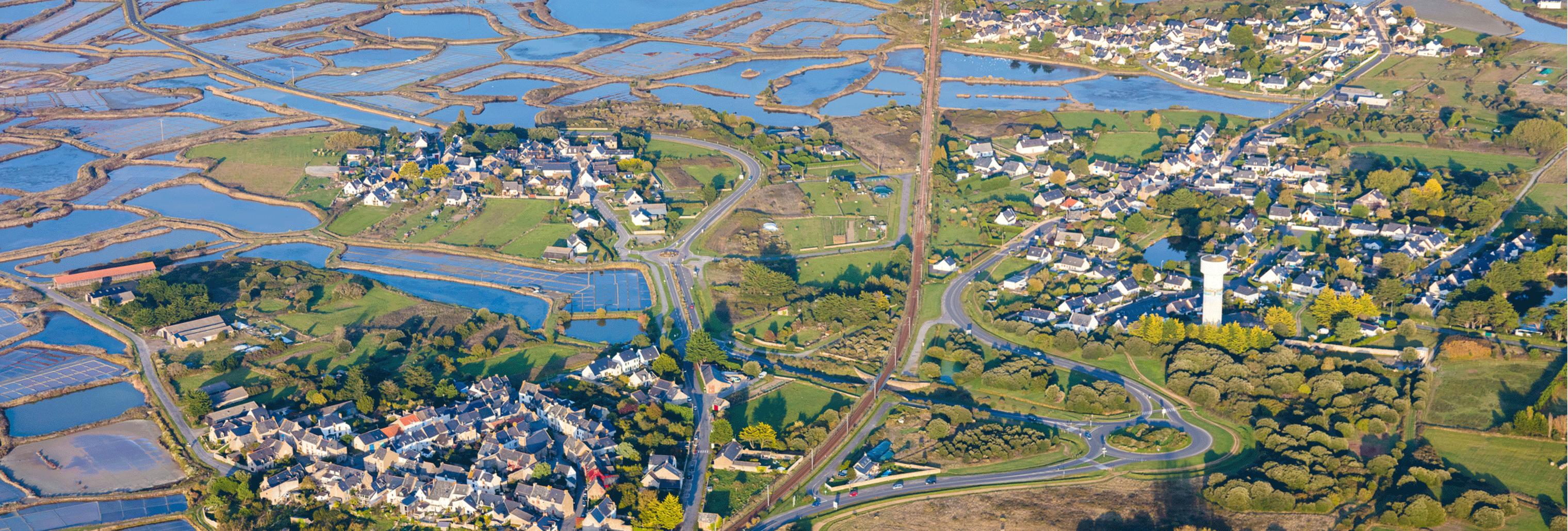 Batz-sur-Mer et ses villages paludiers