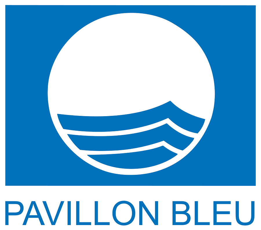 Pavillon bleu  (sea water quality label)