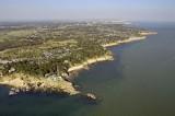 Croisières découvertes sur la Loire et l'Atlantique - Le Port de tous les Voyages - Saint-Nazaire vue du ciel