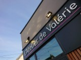 Schokoladenfabrik und Tea Room: Valérie's Werkstatt