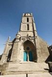 The tower of Saint-Guénolé