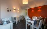 Hôtel des marais salants à Batz-sur-Mer - Salle du petit-déjeuner