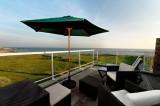 Hôtel Le Lichen de la Mer - Côte sauvage de Batz sur Mer - Terrasse extérieure