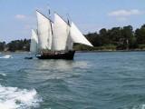 Traversées dans le Golfe du Morbihan - Izenah Croisières