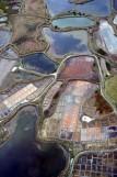 Guérande, Terre de Sel, vue aérienne des marais salants