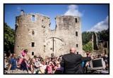 Visite du château à vendre Herbignac Brière