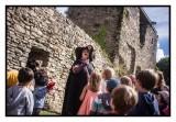 Visite pour enfant château de Ranrouet Herbignac Bretagne Plein Sud