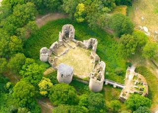 01-Château de Ranrouët-Herbignac