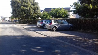 Car park - Ecole Alain Boutle