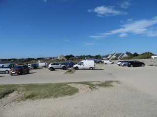 Car park - Govelle Beach