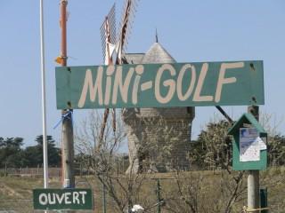 Mini-golf La Saline