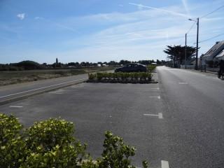 Car park  - Rue de la Grande Vallée