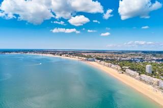 La Baule beach