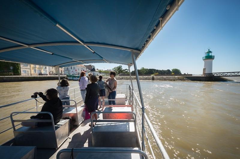 croisières inédites sur la Loire - crédit Terre d'Estuaire