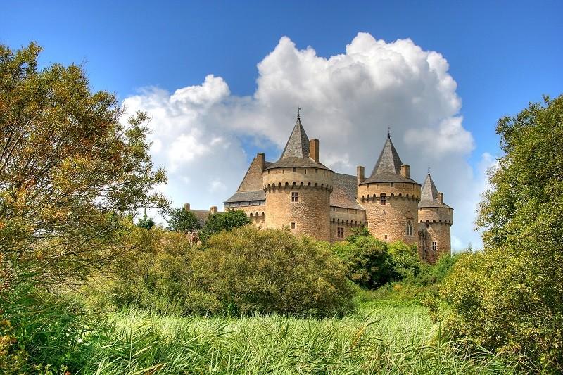 01 - Domaine de Suscinio, Résidence des princes et ducs de Bretagne