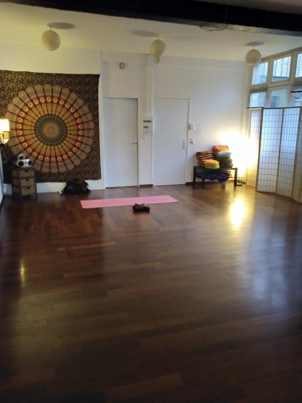 01 - Guérande O fil du souffle salle de Yoga