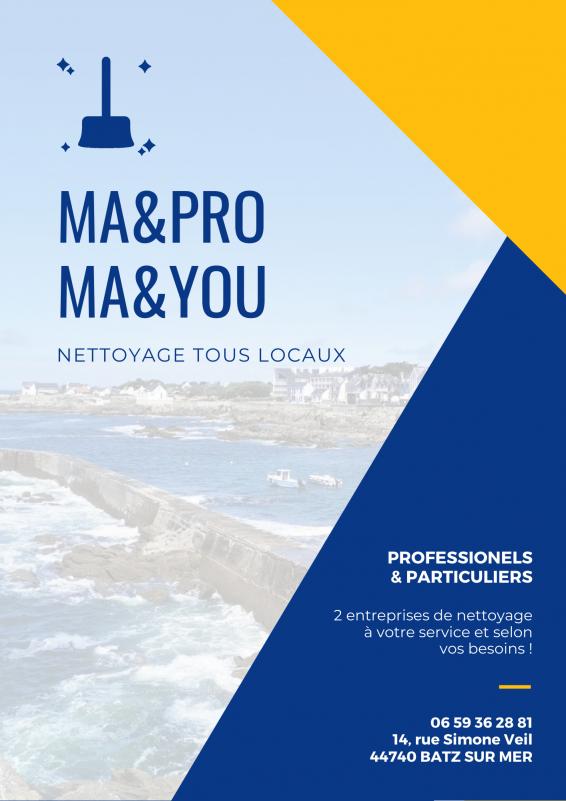 Ma & You / Ma & Pro- Batz-sur-Mer