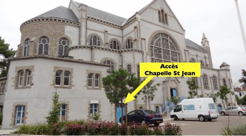 Chapelle_St Jean_La Baule