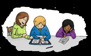 Aide aux devoirs - Mesquer-Quimiac