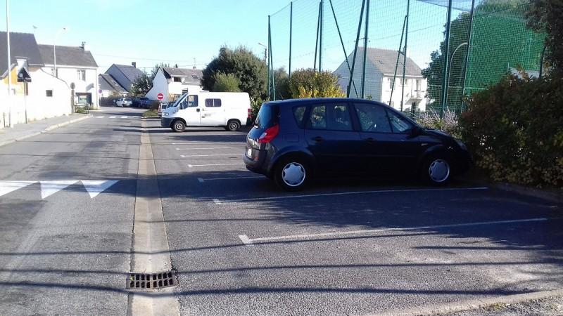 Car park - Rue Alain Boutle