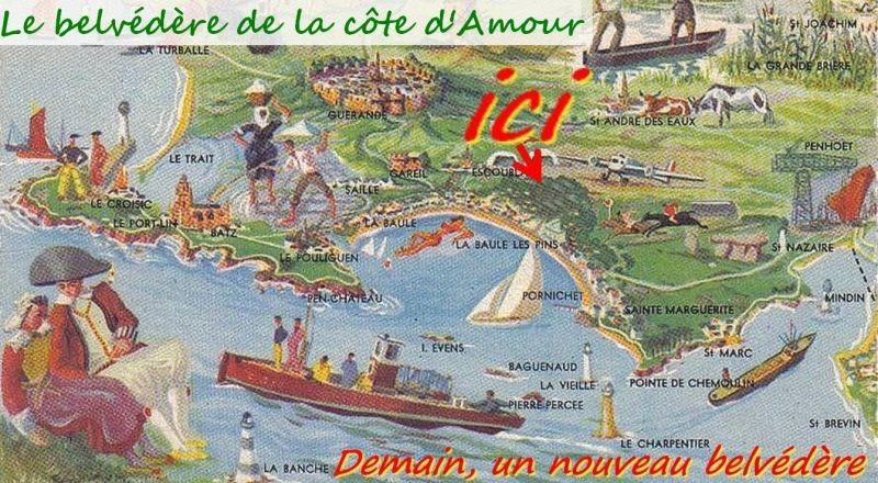 Association Belvédère de la Côte d'Amour - La Baule