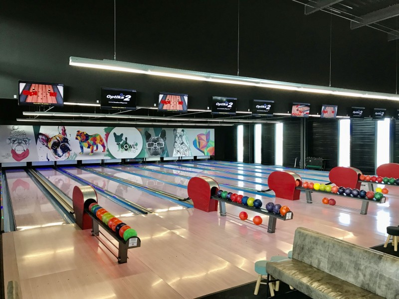 Bowling le Bowldog Zone Rive Sud Ste Anne sur Brivet