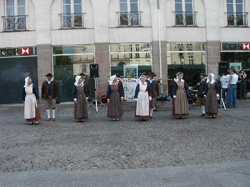 Cercle Celtique Ar Vro Wenn - La Baule