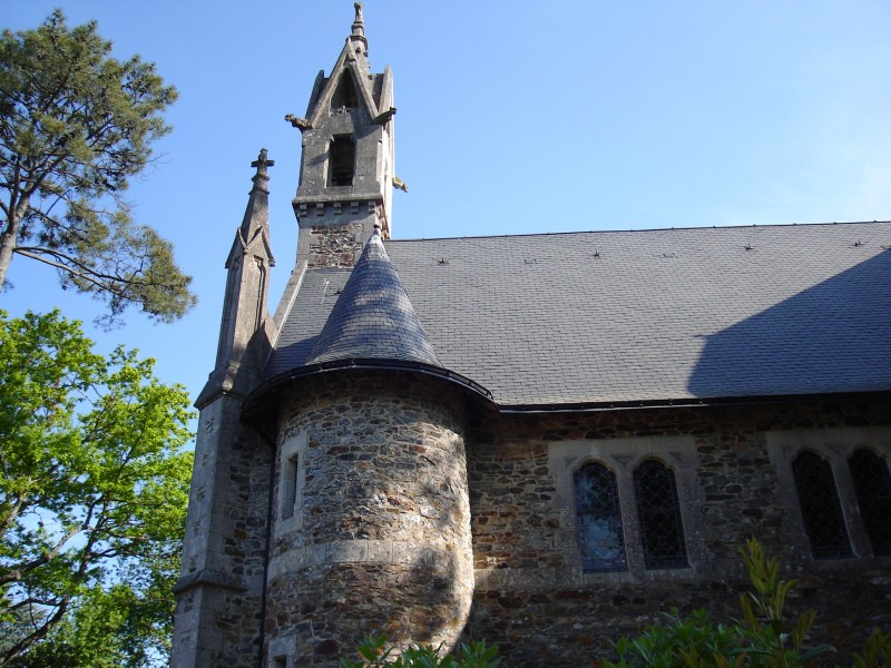 chapelle du cougou
