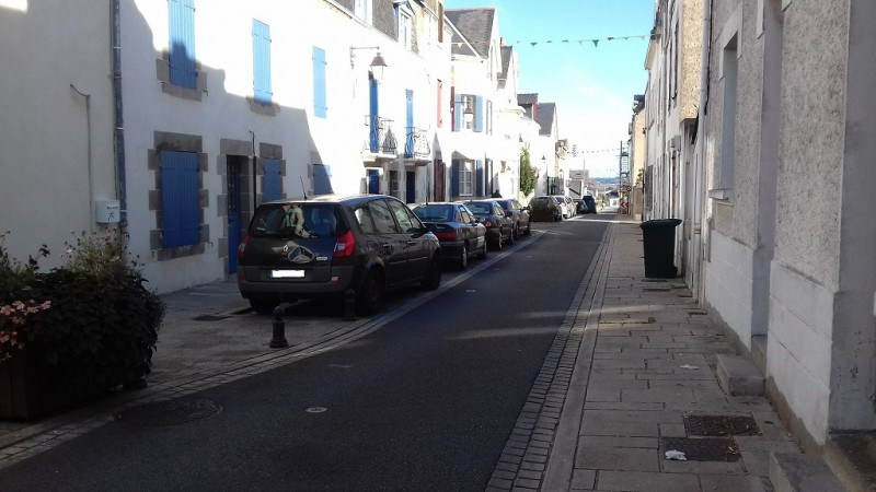 Parkplatz - Rue Général de Gaulle