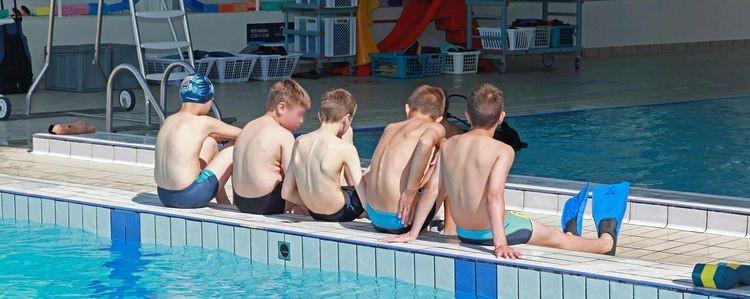 espace neptune piscine de Donges