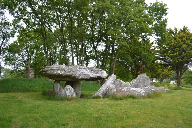 dolmen de la barbière
