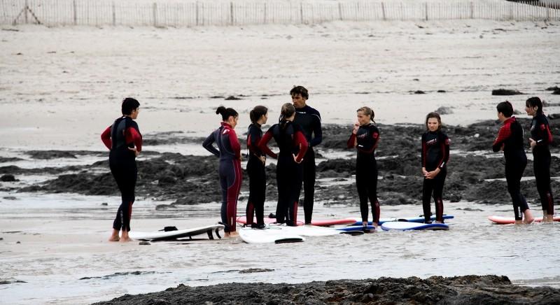 Surf & Rescue School