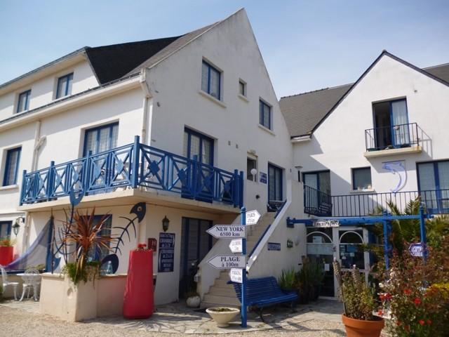 Facade - Hotel Les Embruns