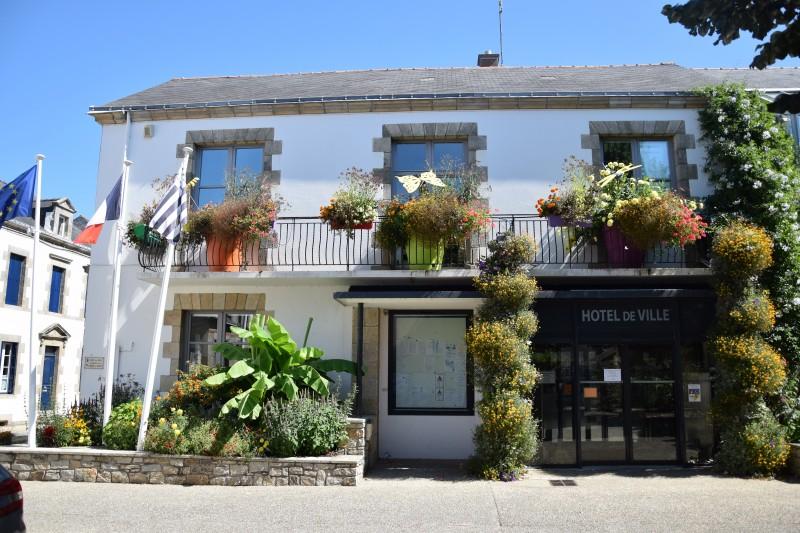 Batz-sur-Mer Town hall