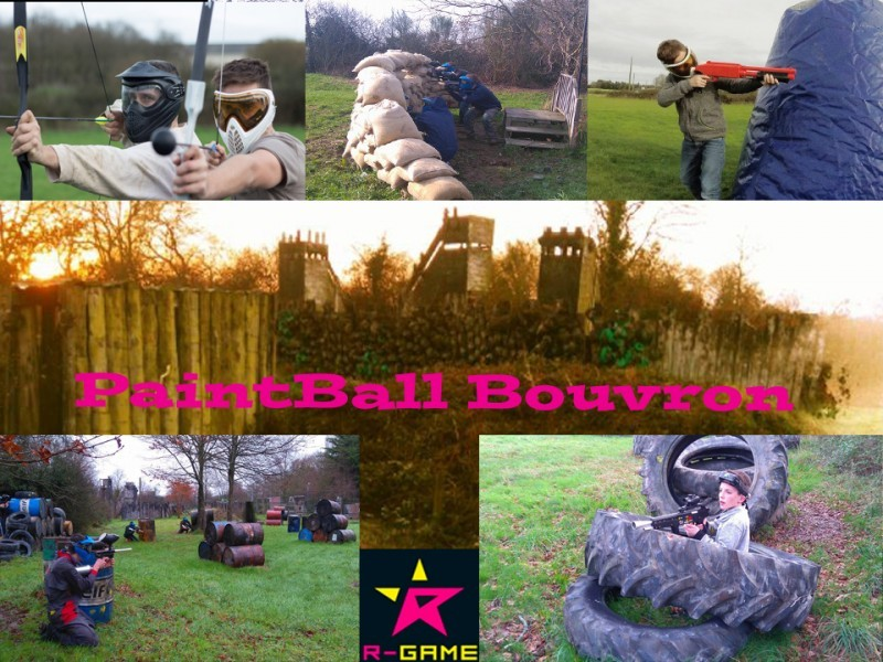Fun Bouvron Evenement, Paintball, Laser game